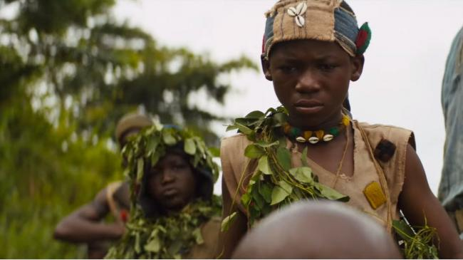 Abraham Attah in Beasts of No Nation