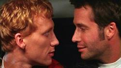 Kevin McKidd and James Purefoy in Bedrooms & Hallways.