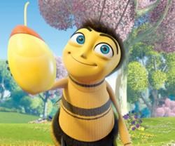 Jerry Seinfeld provides the voice of Barry in Bee Movie.