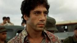 Javier Bardem in Before NIght Falls.