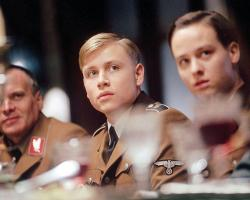 Max Riemelt and Tom Schilling in Before the Fall (Napola)