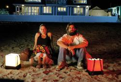 Tammy Blanchard and Eduardo Verastegui in Bella