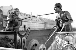 Francis X. Bushman and Ramon Novarro in Ben-Hur.