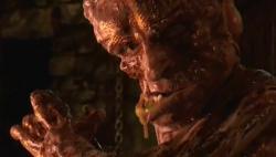 Crispin Glover speaks for Grendel in Beowulf.