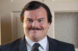 Jack Black is Bernie.
