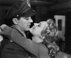 Dana Andrews and Virginia Mayo in The Best Years of Our Lives.