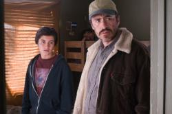 Jose Julian and Demian Bichir in A Better Life