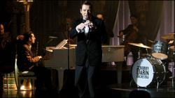 Kevin Spacey performs as Bobby Darin in Beyond the Sea.