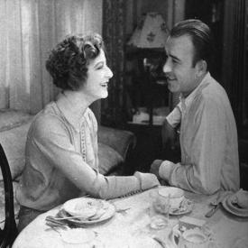 Fanny Brice and Robert Armstrong in Be Yourself