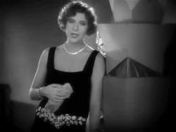 Fanny Brice in Be Yourself!.