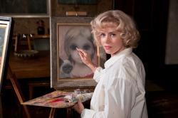 Amy Adams as Margaret Keane in Big Eyes.
