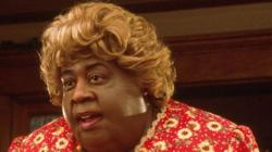 Martin Lawrence in Big Momma's House.