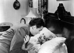 Charles Farrell and Bette Davis in The Big Shakedown.