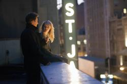 Ed Norton and Emma Stone in Birdman or (The Unexpected Virtue of Ignorance)