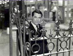 Cary Grant in The Bishop's Wife.