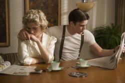 Scarlett Johansson and Josh Hartnett in Black Dahlia.