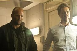 Jason Statham and Paddy Considine in Blitz