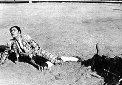Rudolph Valentino in Blood and Sand.