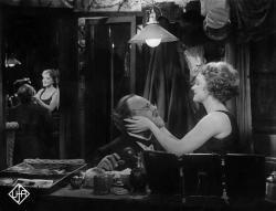 Emil Jannings becomes Marlene Dietrich's bitch in The Blue Angel.