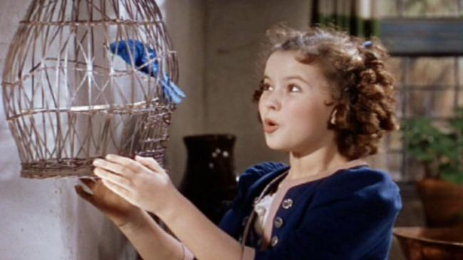 Shirley Temple in The Blue Bird