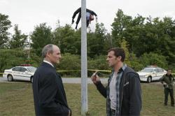Colm Feore and Patrick Huard in Bon Cop, Bad Cop