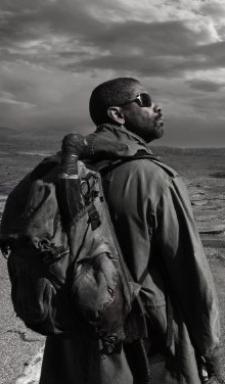 Denzel Washington as Eli.