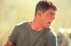 Tom Cruise in Born on the Fourth of July.