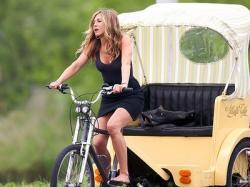 Jennifer Aniston in The Bounty Hunter.