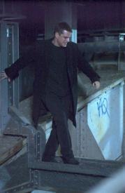 Matt Damon in The Bourne Supremacy.