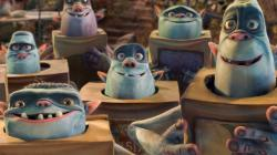 Boxtrolls in The Boxtrolls.