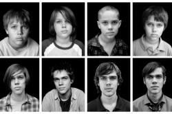 Ellar Coltrane growing up in Boyhood