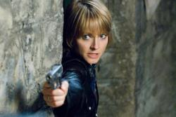 Jodie Foster in The Brave One.