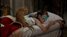 Audrey Hepburn as the aptly named Holly Golightly, in Breakfast at Tiffany's.