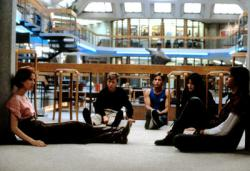 This meeting of the Breakfast Club is now in session.