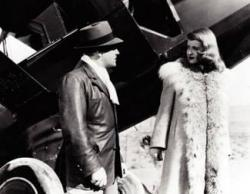 James Cagney and Bette Davis in The Bride Came C.O.D.