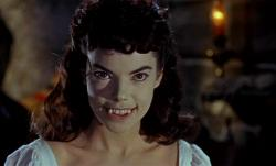 Andree Melly in Brides of Dracula.