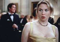 Renee Zellweger in Bridget Jones's Diary.