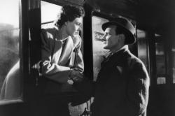 Celia Johnson and Trevor Howard in Brief Encounter.