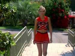 Kirsten Dunst in Bring it On.