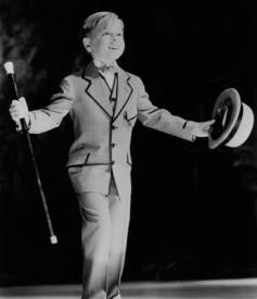 Mickey Rooney in his first movie at MGM.