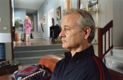 Bill Murray in Broken Flowers.
