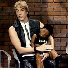 Bruno and baby OJ.