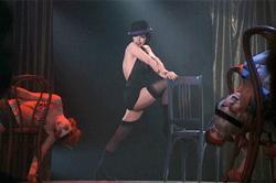 Liza Minnelli in Cabaret.