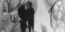 Conrad Veidt as Cesare in The Cabinet of Dr. Caligari