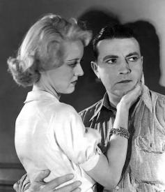 Bette Davis and Richard Barthelmess in The Cabin in the Cotton