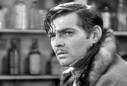 Clark Gable in The Call of the Wild