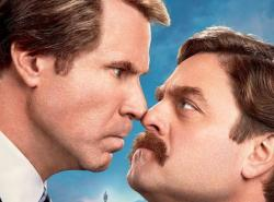 Will Ferrell and Zach Galifianakis face off in The Campaign.