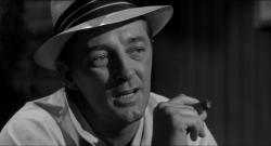Robert Mitchum in the original Cape Fear.