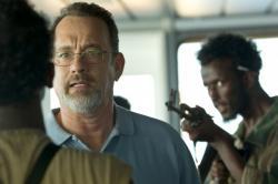 Tom Hanks as Captain Phillips.