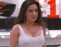 Jennifer Connelly in Career Opportunies.